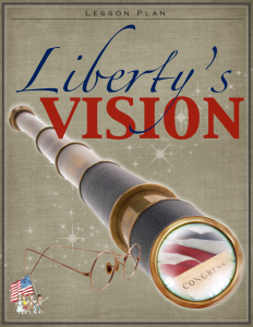 Liberty's Vision Lesson Plan