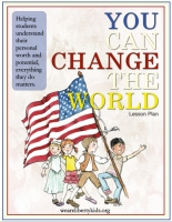You Can Change the World Lesson Plan